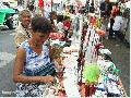 """Street Vendor"", Photographer/Artist: Nestor Santiago , Date Taken: 2004, Place Taken: LIpa City,Batangas"