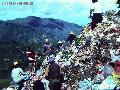 """Scavenging in the Highest Garbage Dump"",