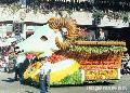 """Year of the Goat Panagbenga Float"",