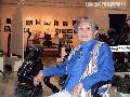 """Leony San Agustin: Museum Curator"" , Photographer/Artist: Art Pang-ot Tibaldo , Date Taken: 2003, Place Taken: Baguio Mt. Provinces Muse"