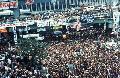"""""""Edsa Dos"""", Photographer/Artist: Joel Abelida, Date Taken: 2001, Place Taken: Metro Manila"""