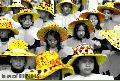 """Hats of the Girls"", Photographer/Artist: Nestor Santiago , Date Taken: 2002, Place Taken: Baguio City"