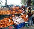 """Fruit Stand in Session Road"",