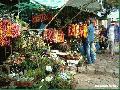 """""""Stores in MInes View"""", Photographer/Artist: Christiane L. De La Paz, Date Taken: December 2003, Place Taken: Baguio City"""